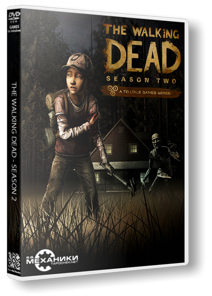 The Walking Dead: The Game. Season 2 - Episode 1 and 2