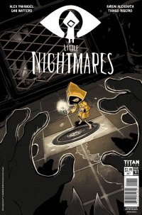 Little Nightmares Secrets of The Maw Chapter 1-2-3 (2017)