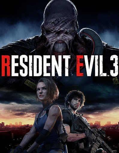 Resident Evil 3 [Build 5269288 Update 3+DLC] (2020)