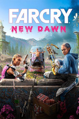Far Cry New Dawn - Deluxe Edition [v. 1.0.5] (2019) (2019)