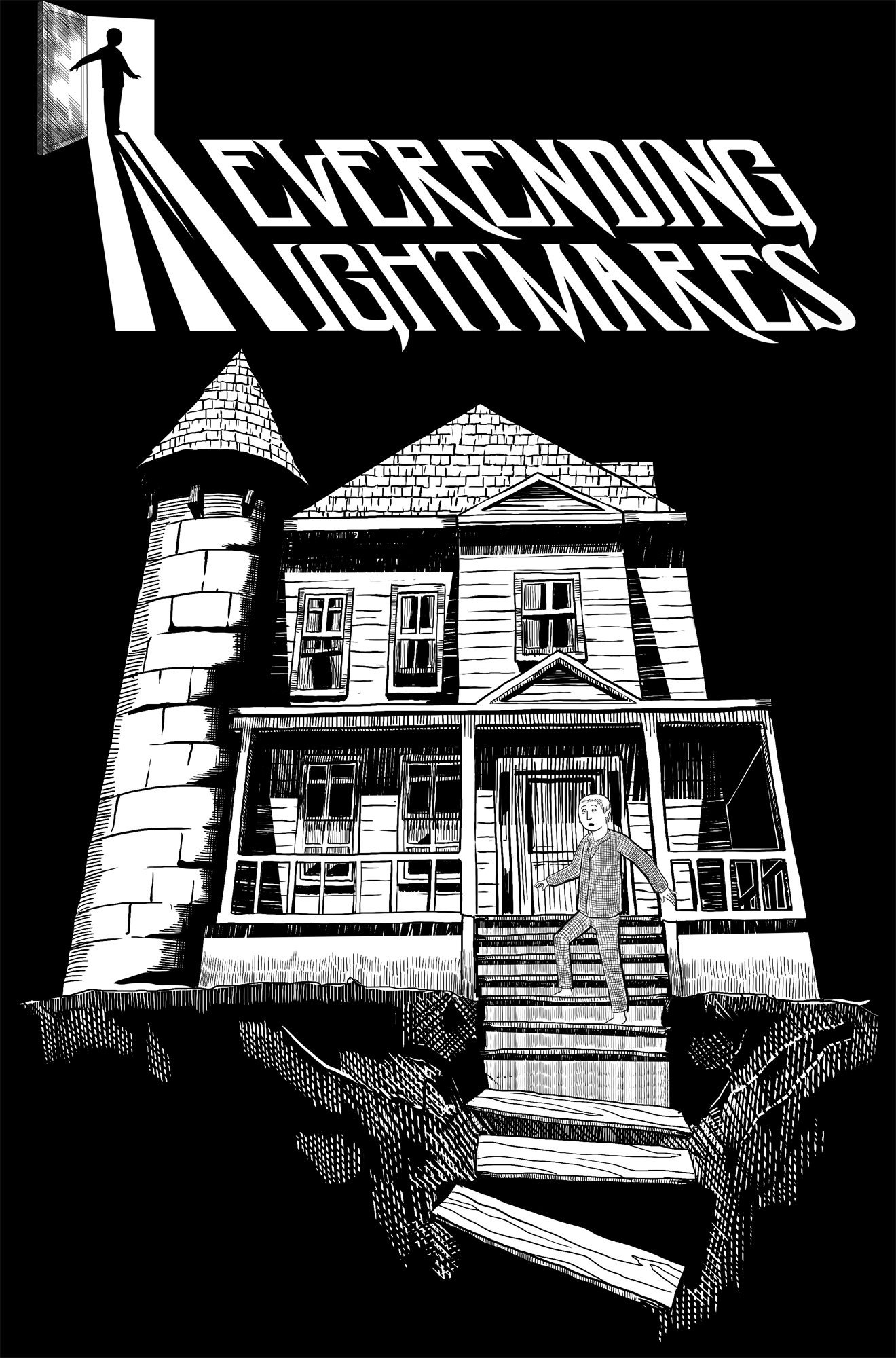 Neverending Nightmares v.3.3.22468 [GOG] (2014)